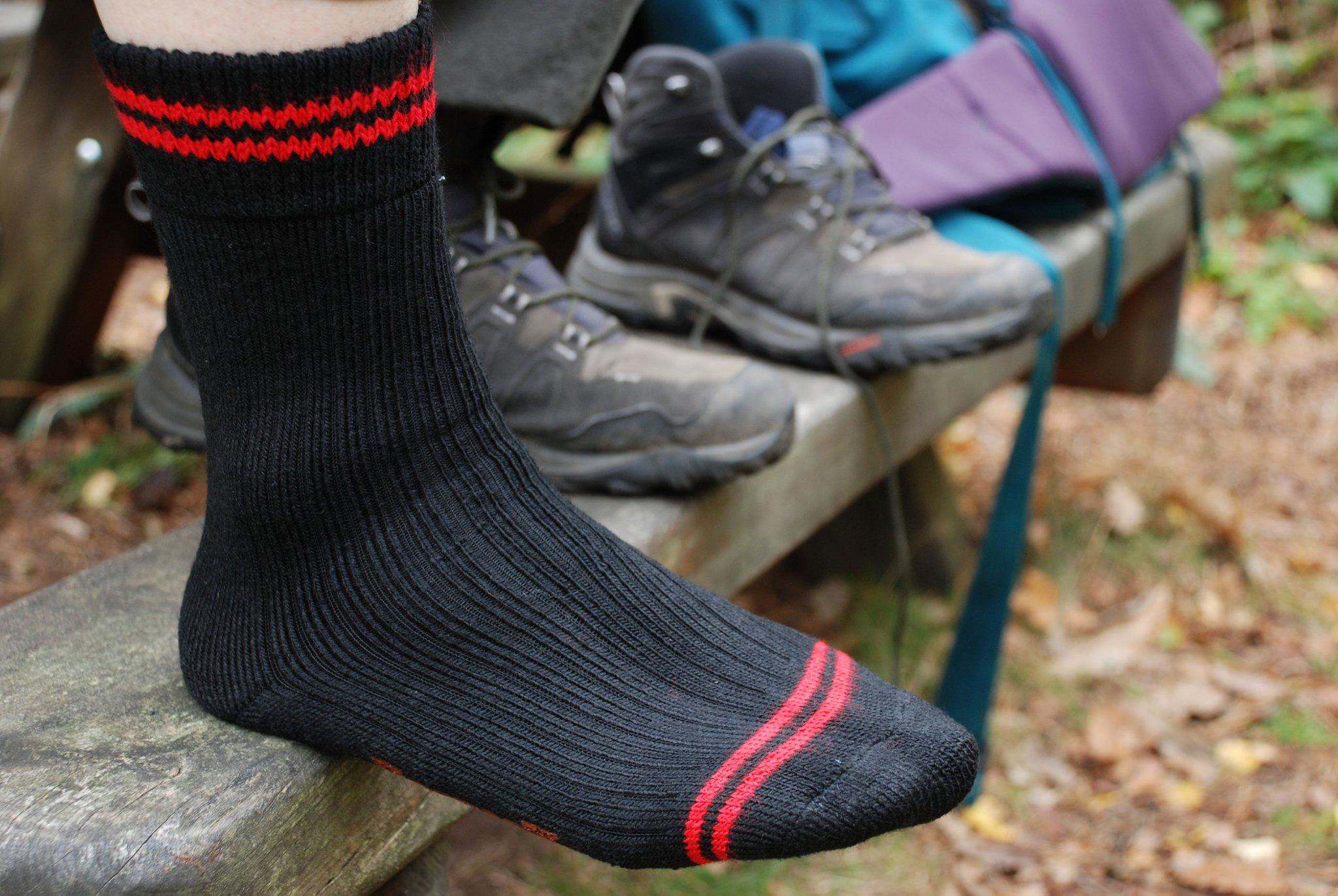 Why Sneaker Socks Are Better Than Boot Socks